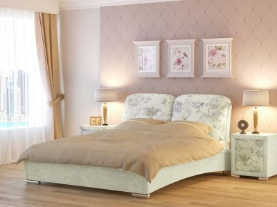 Кровать Nuvola 4